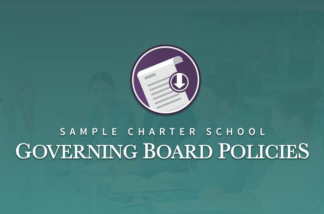 Resources & Tools - Sample Board Policies - Charter Schools ...